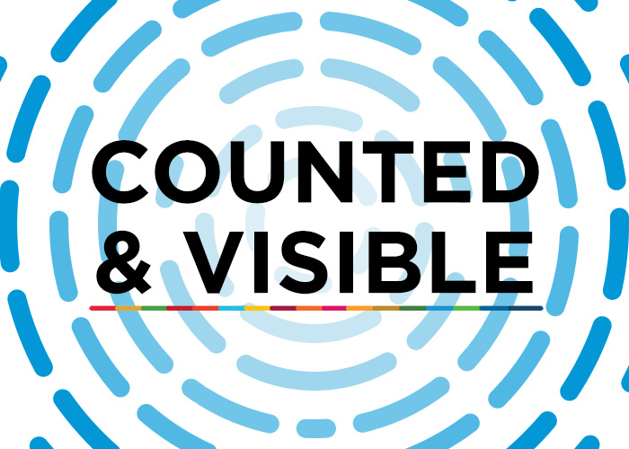 Counted and Visible