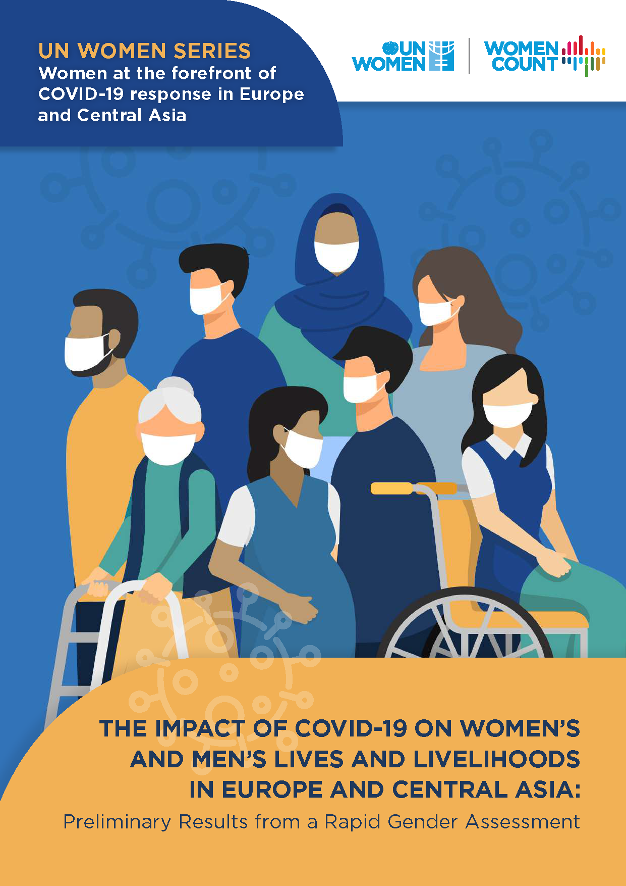 ECA COVID report cover