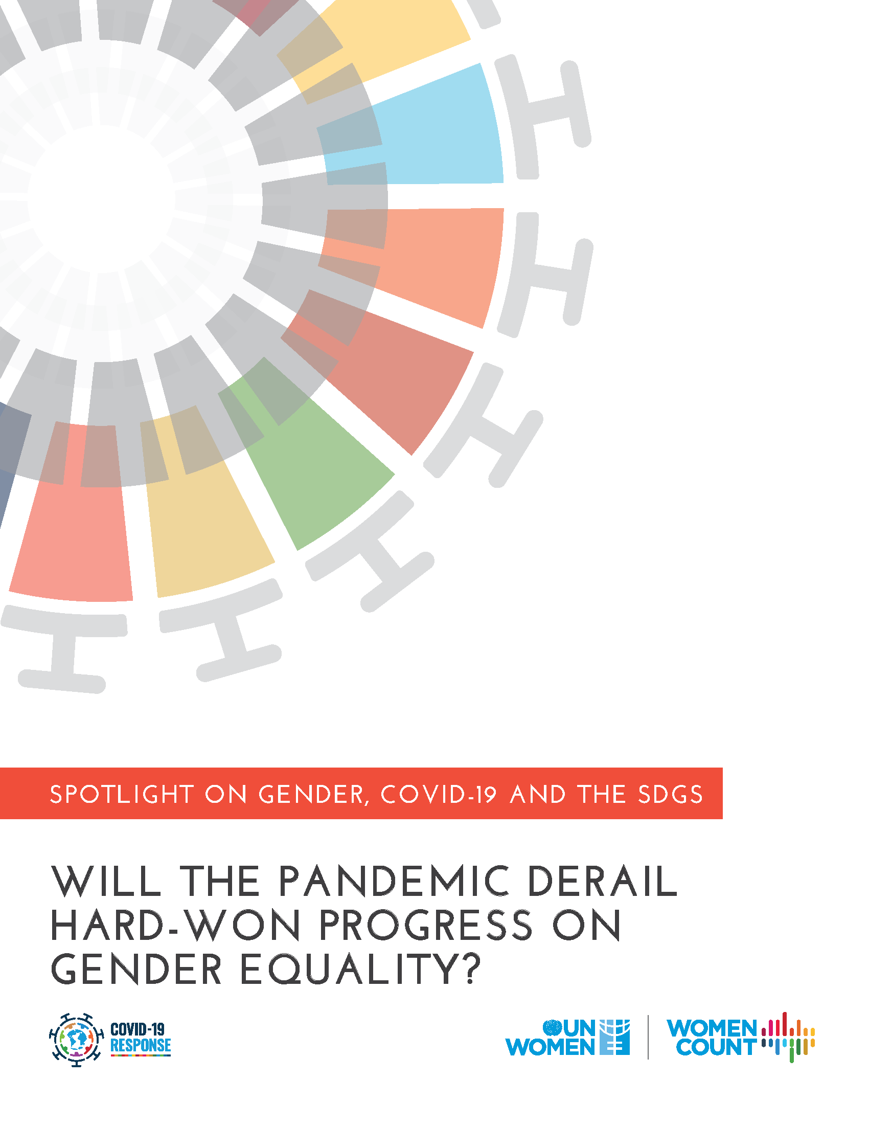 Spotlight on gender, COVID-19 and SDGs