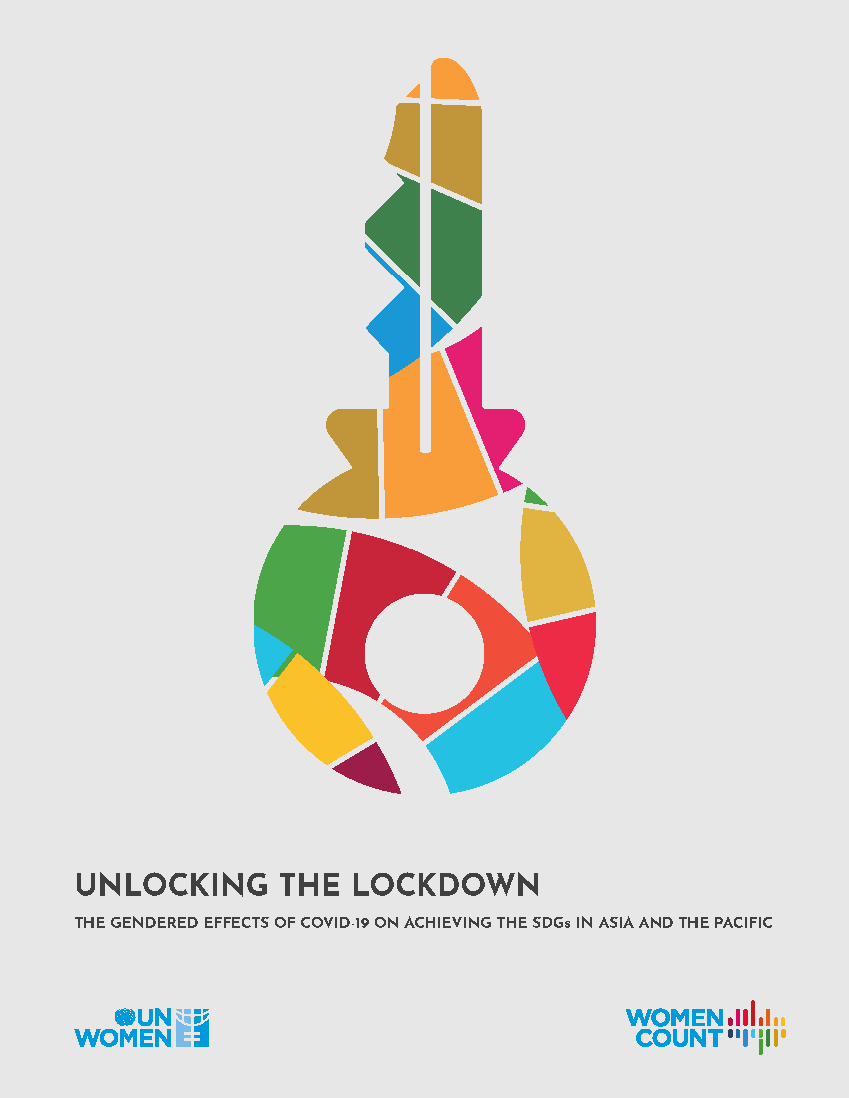 Unlocking the lockdown: The gendered effects of COVID-19 on achieving the SDGS in Asia and the Pacific