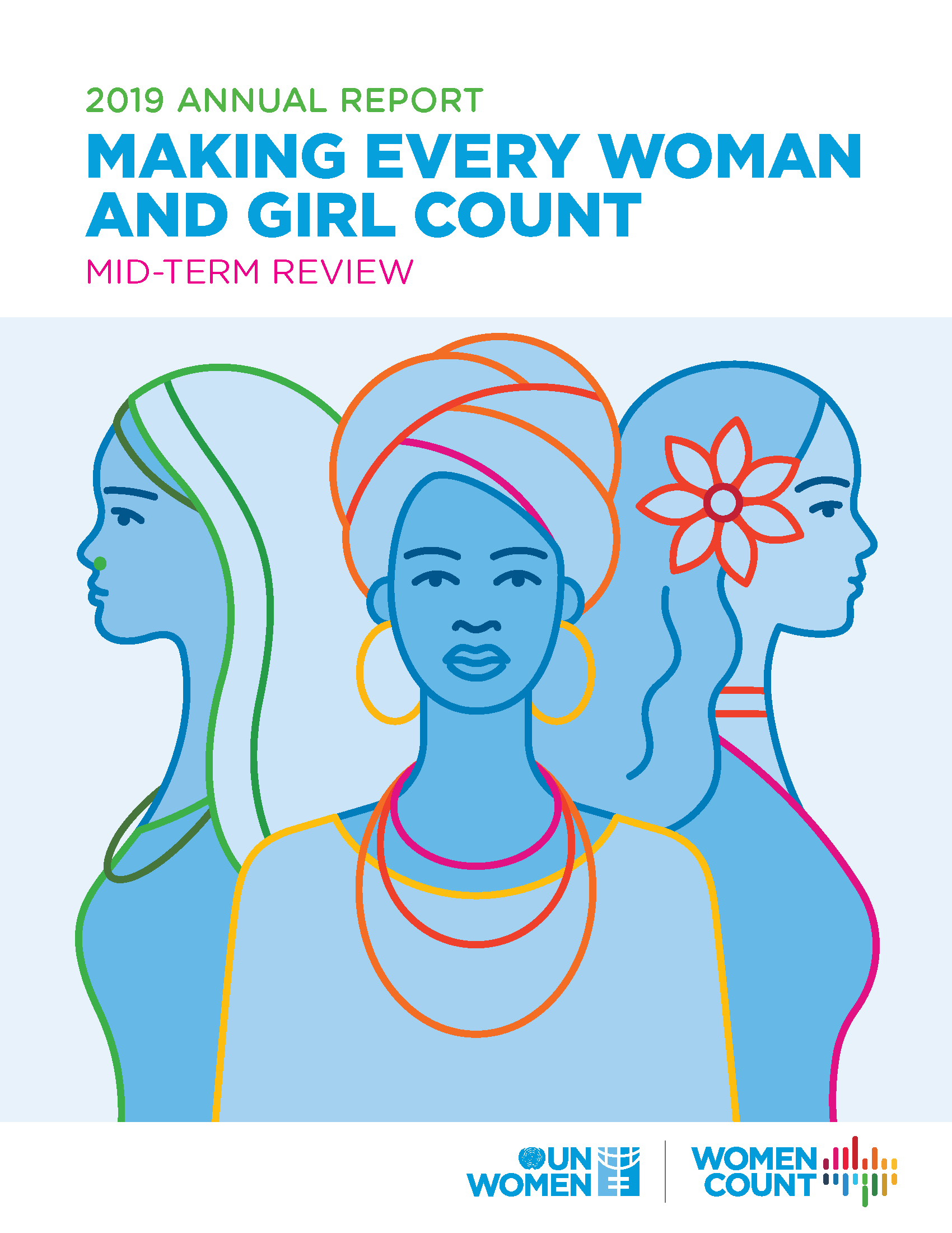 Women Count Annual Report 2019