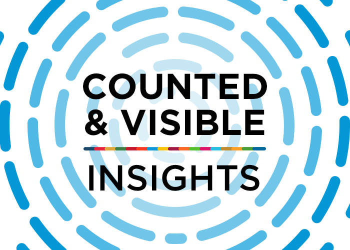 Counted and Visible Insights